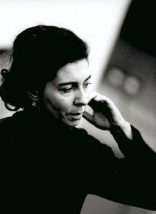 Cinzia Delorenzi / prove La notte trasfigurata - La Fratta, Cortona