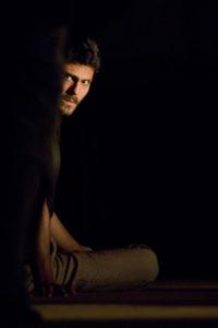 Fabio Pagano / Cuocere il mondo - Teatro Metastasio, Prato 2007 @Andrea Macchia