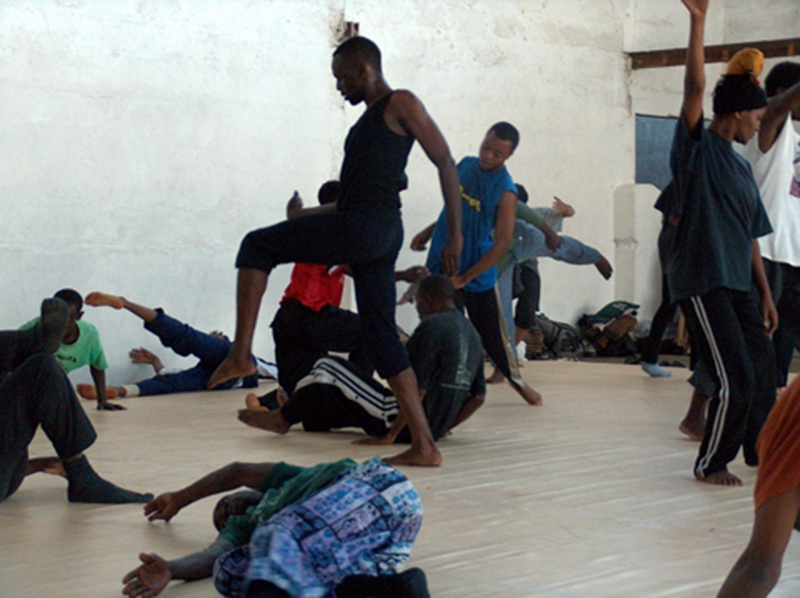 2007 Seminario a Nairobi