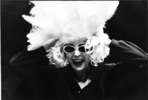 Raffaella Giordano / Quore - Teatro Vascello 1999 @ Paolo Pisanelli