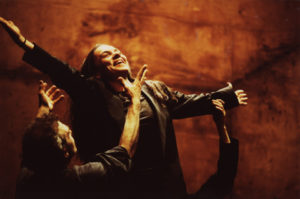 Doriana Crema / Senza Titolo - Theatre des Bernardines, Marseille 2002 @ Catherine Alves