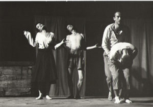 Il Cortile - Sosta Palmizi 1986 @ Davide Peterle