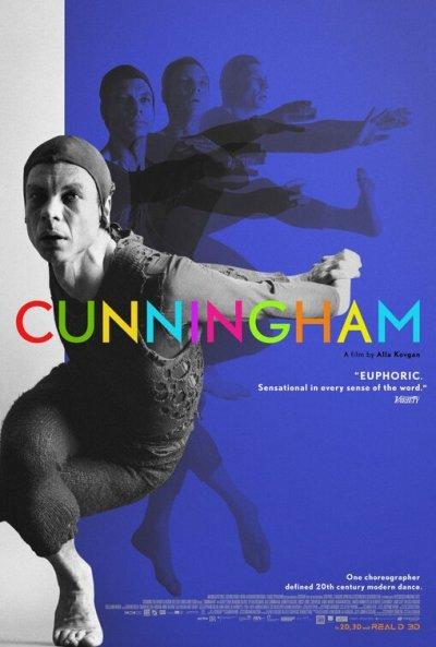 locandina cunningham